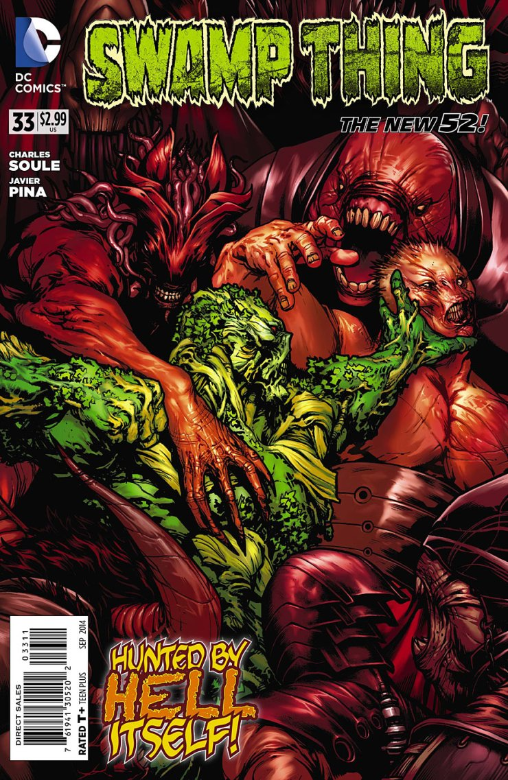 Is It Good? Swamp Thing #33 Review