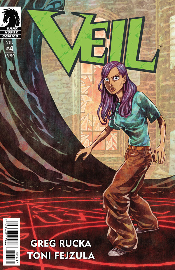 Is It Good? Veil #4 Review