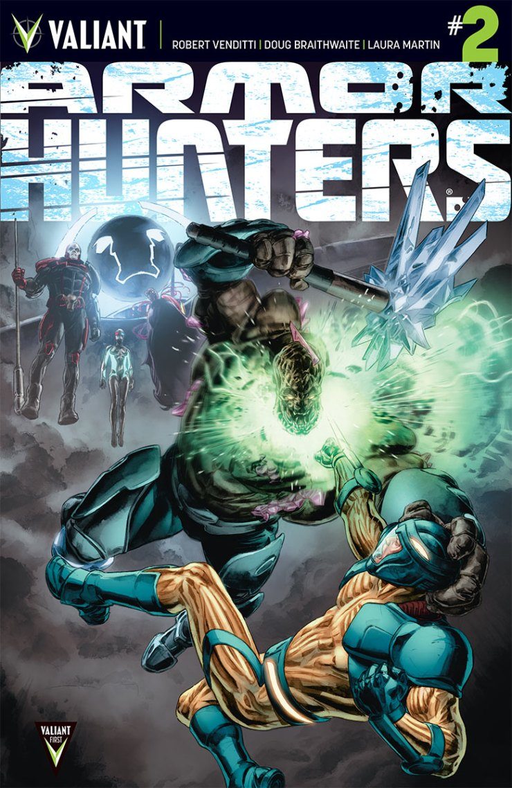 Is It Good? Armor Hunters #2 Review