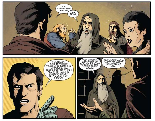 Is It Good? Army of Darkness: Ash Gets Hitched #1 Review