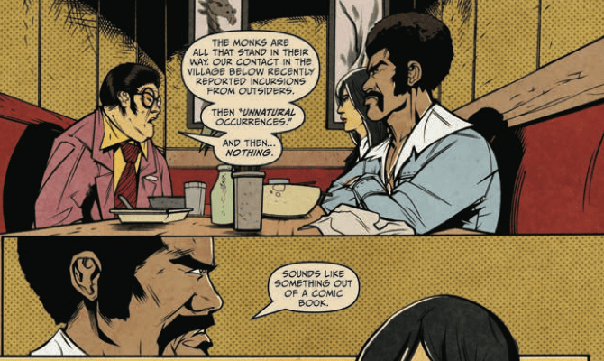 Is It Good? Black Dynamite #3 Review