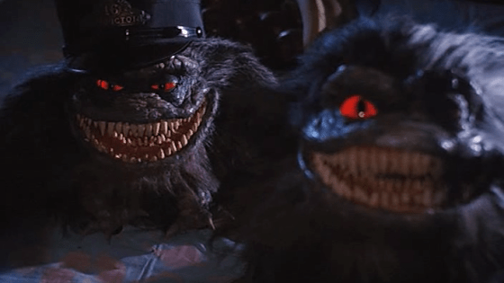 So we've hit the big hurdle in the Critters franchise which is, of course, Critters 3.