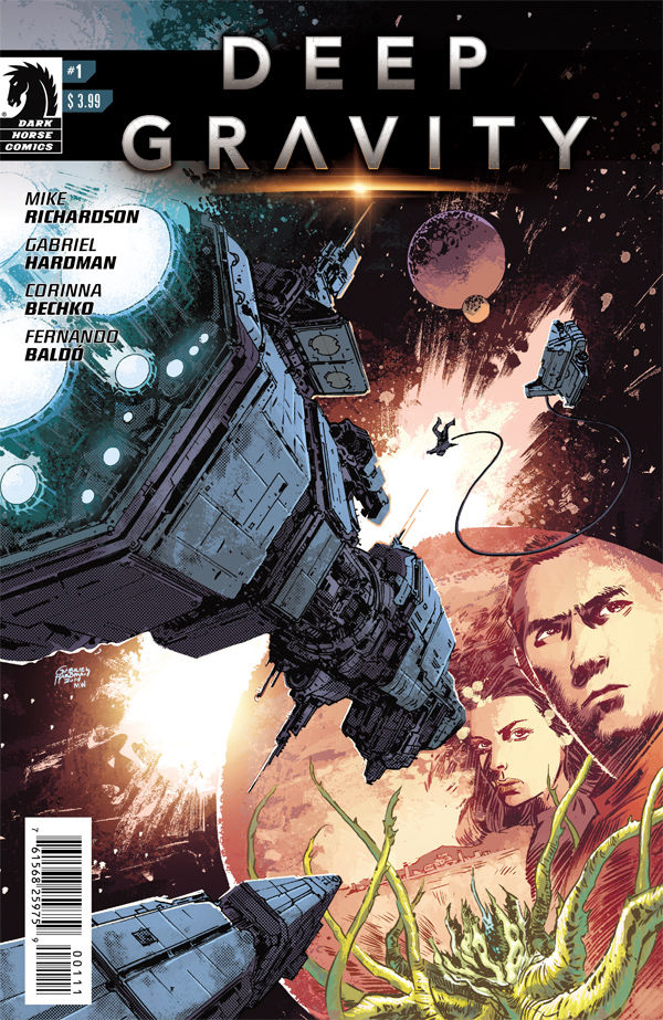 Is It Good? Deep Gravity #1 Review