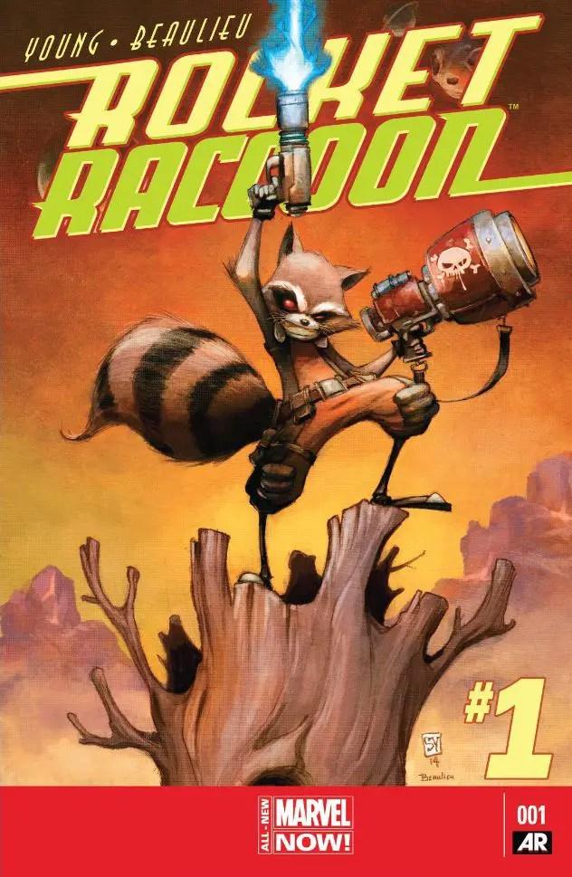 Is It Good? Rocket Raccoon #1 Review