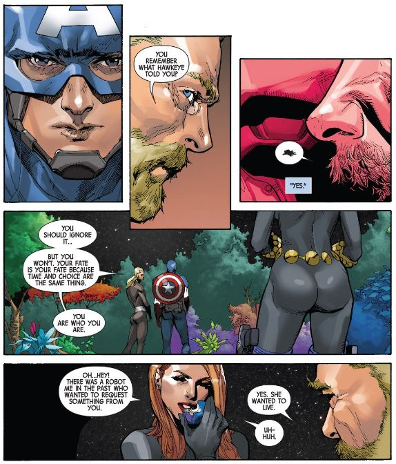 Is It Good? Avengers #32 Review