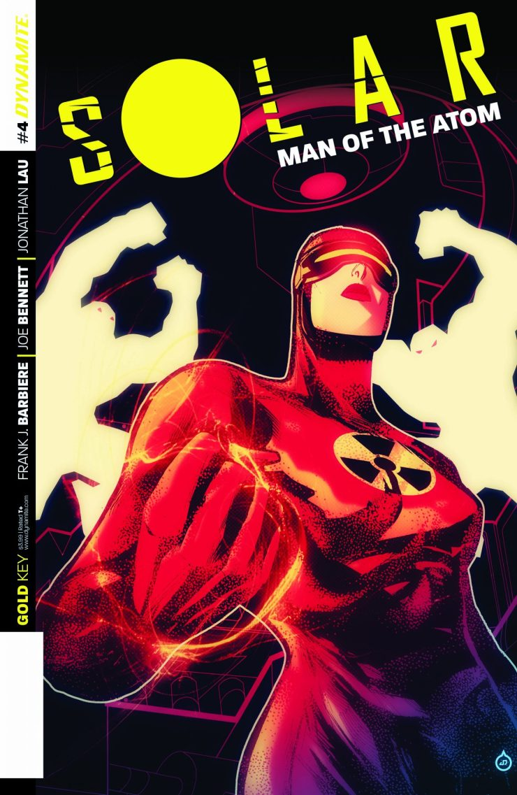 Is It Good? Solar: Man of the Atom #4 Review