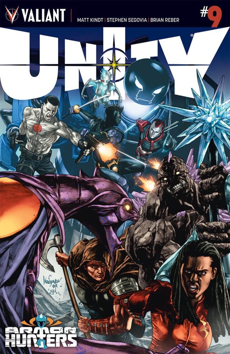 Is It Good? Unity #9 Review