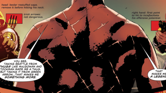Is It Good? Green Arrow #34 Review