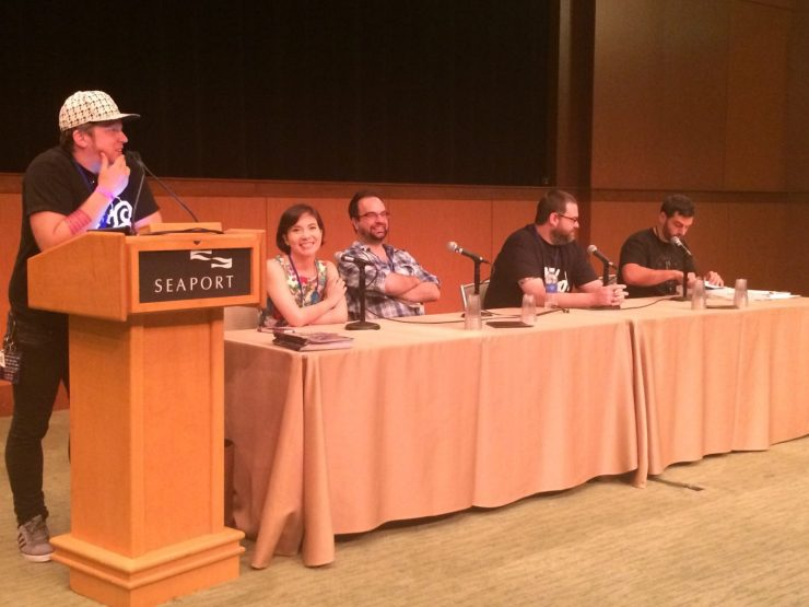 Boston Comic Con 2014: Notes From the Image Comics Panel