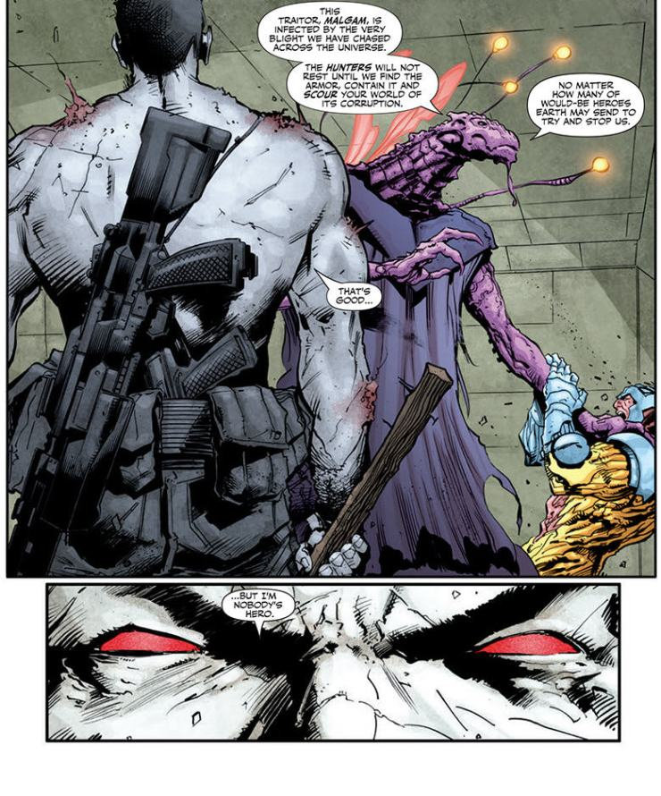 Is It Good? Armor Hunters: Bloodshot #2 Review