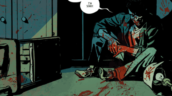 Outcast has been strong thus far and I'm quite intrigued to see where this issue takes us.