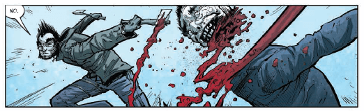 Panels in Poor Taste: 8/8/14 –Bubble Baths and Amputees