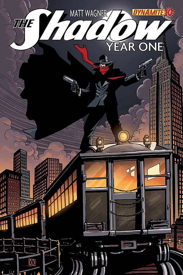 The Shadow Year One is the conclusion of The Shadow's fledgling journey into crime fighting and the beginning of his crusade for justice. After being introduced to The Shadow in Grendel vs. The Shadow #1, being able to review this final conclusion was too hard to resist. So let's get down to it, is it good?