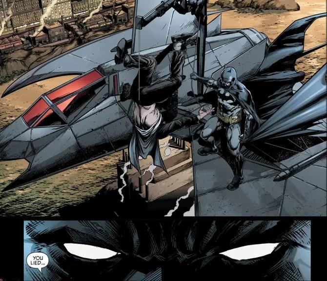 Weekly Weeklies: 8/27/14 –Batman Eternal #21, Futures End #17, and Genius #4 & #5