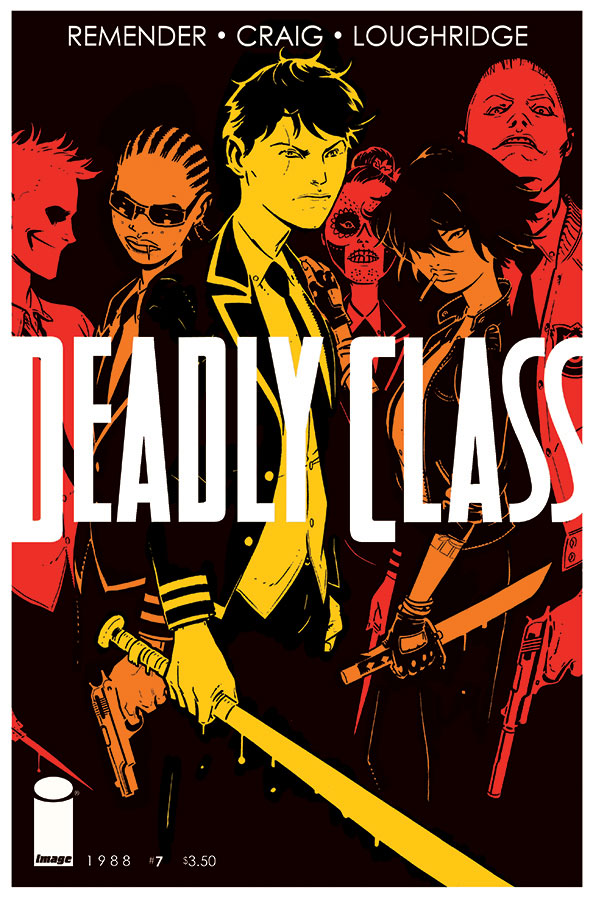 Is It Good? Deadly Class #7 Review