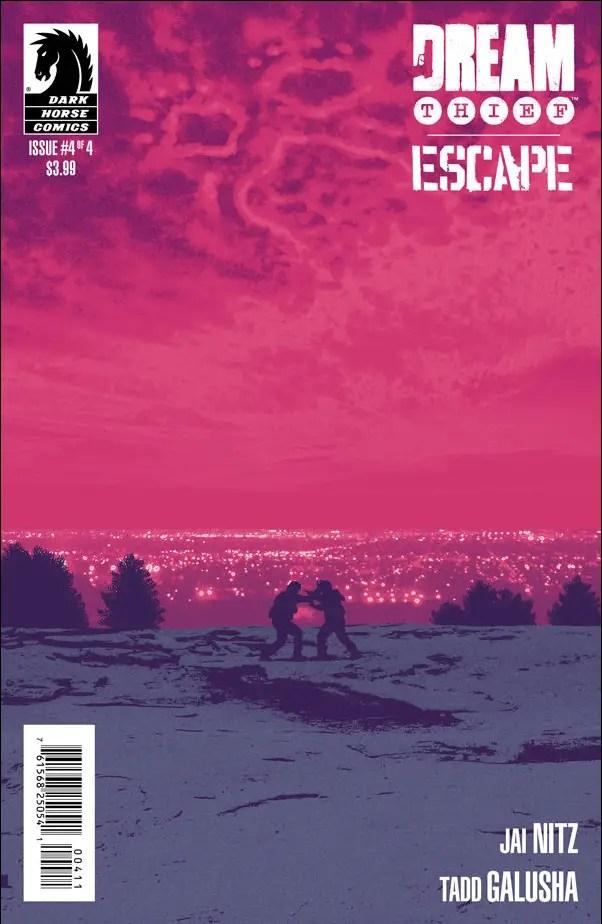 Is It Good? Dream Thief: Escape #4 Review