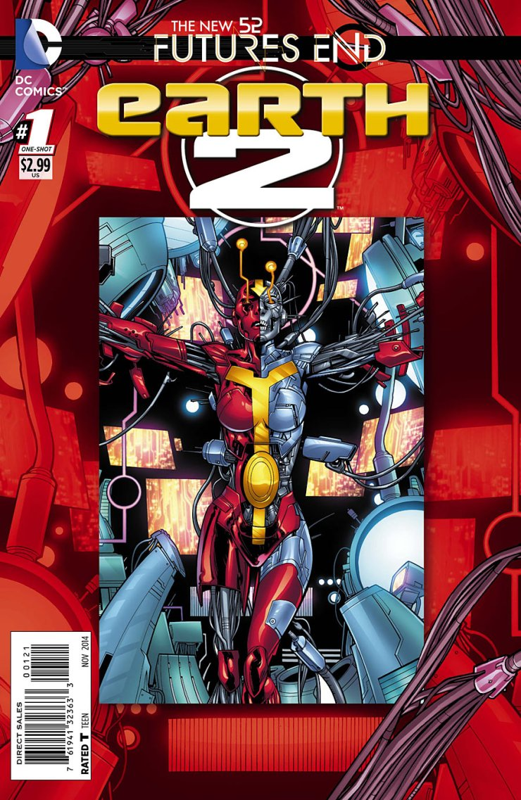Is It Good? Earth 2: Futures End #1 Review