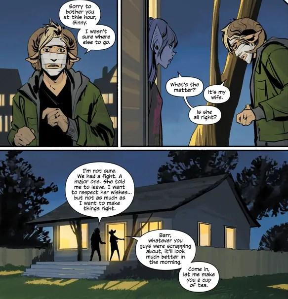 Is It Good? Saga #23 Review