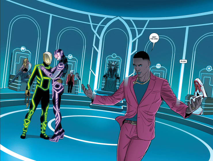 Is It Good? The Wicked + The Divine #4 Review