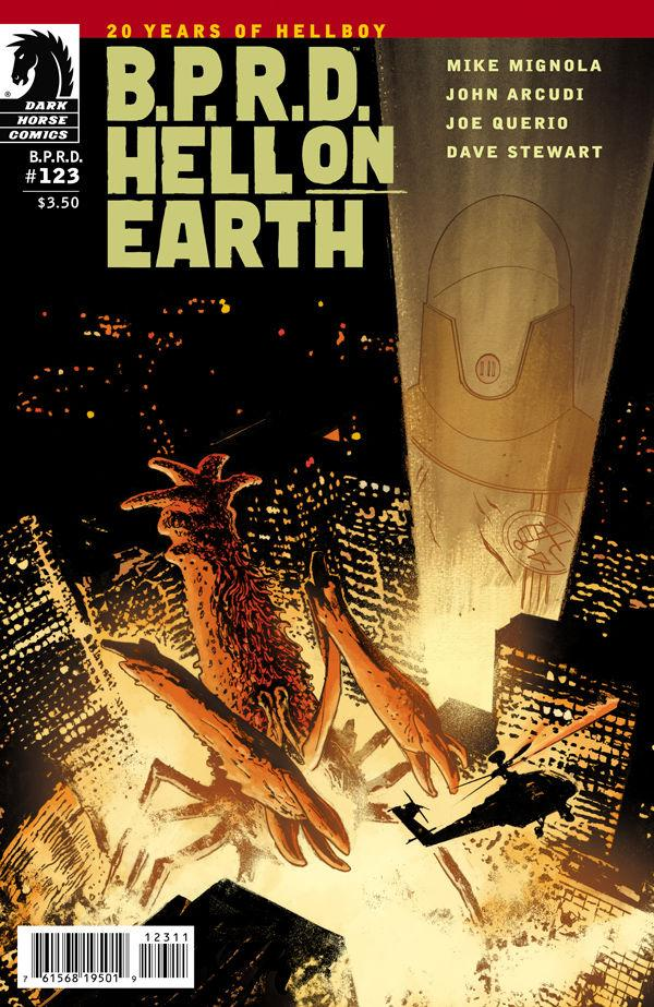 Is It Good? B.P.R.D. Hell on Earth #123 Review