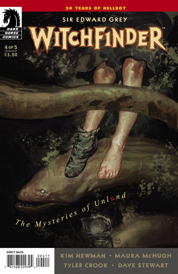 Is It Good? Witchfinder: The Mysteries of Unland #4 Review