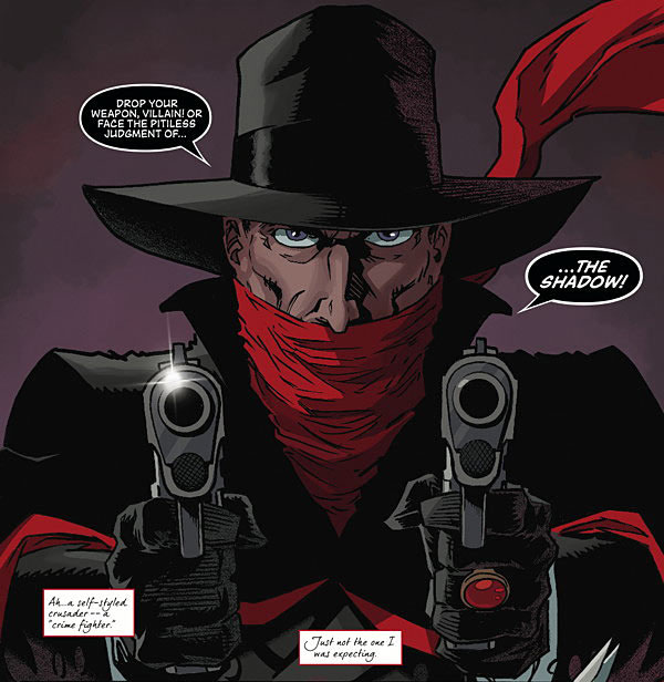 Is It Good? Grendel vs. The Shadow #2 Review