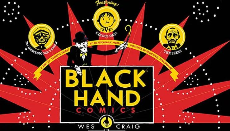 Is it Good? Blackhand Comics HC Review