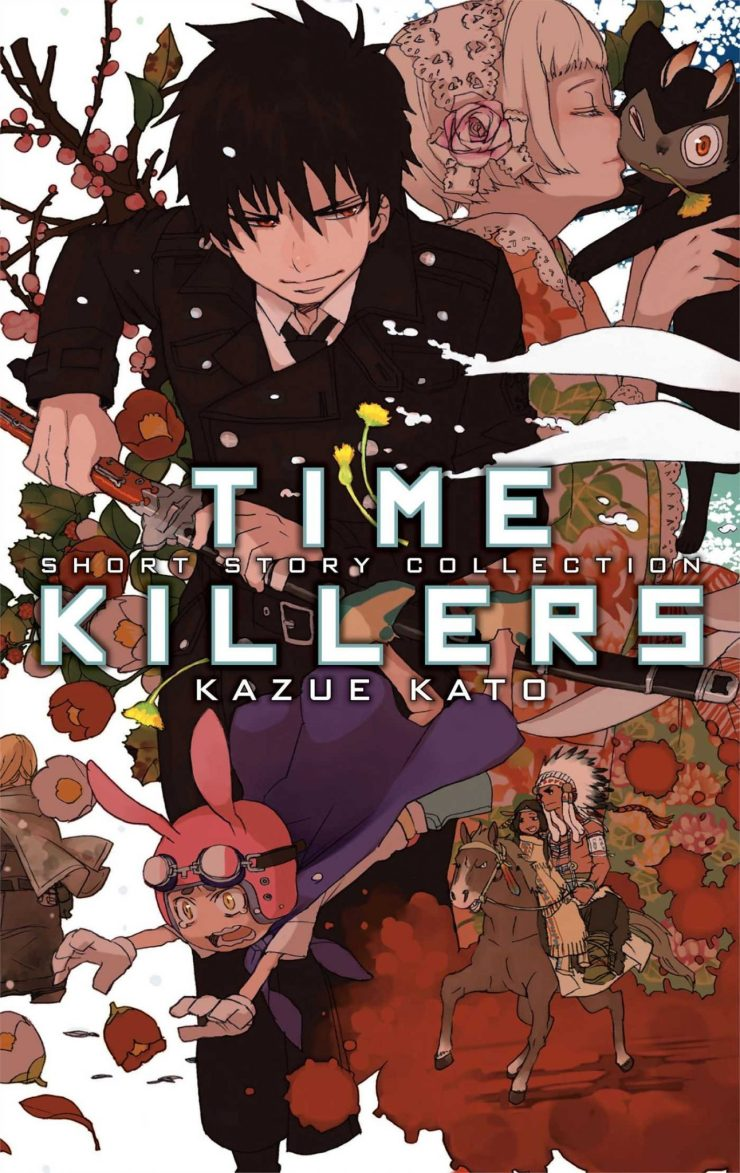 Time Killers: Short Story Collection Review