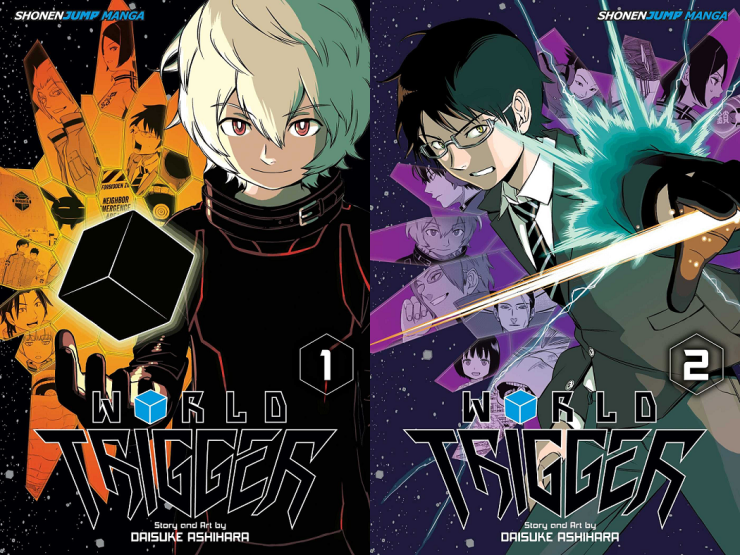 World Trigger Volumes 1 & 2 Review