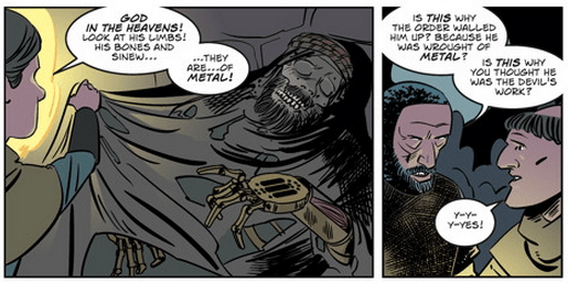 Is It Good? Dark Ages #3 Review