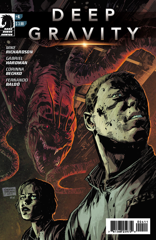 Is It Good? Deep Gravity #4 Review