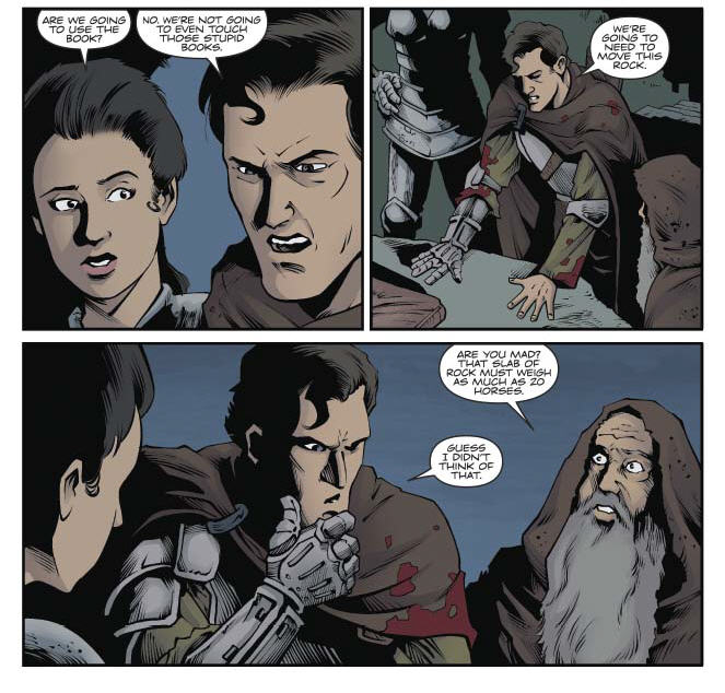 Is It Good? Army of Darkness: Ash Gets Hitched #3 Review