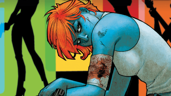 We're on the final issue of the Painkiller Jane: 22 Brides mini-series.  How will this story end?  Is it good?
