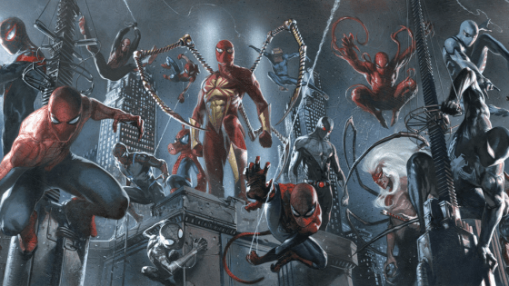 Reality Check:  The Many Worlds of Spider-Verse