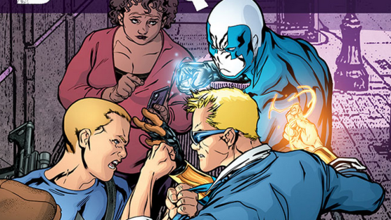 Is It Good?  The Delinquents #3 Review