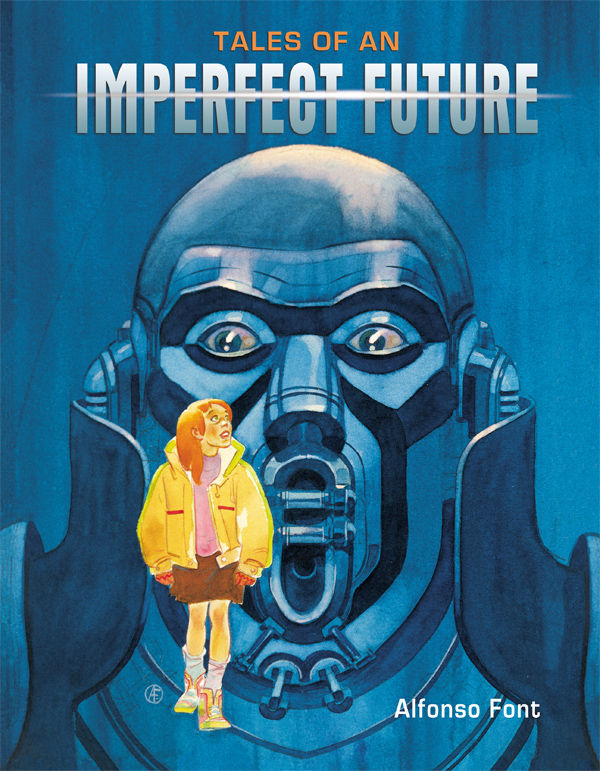 Humans have set themselves on a destructive path with war, global pollution, and the creation of artificial intelligence. Thankfully some extraterrestrials have been courteous enough to warn us of this potential future in attempts to change our ways. Alfonso Font presents these sci-fi short stories in a collection titled Tales of an Imperfect Future, but is it good?