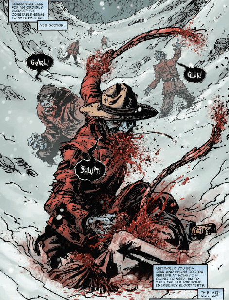 Panels in Poor Taste: 11/9/2014 –Goopy Face and Rhino Dong