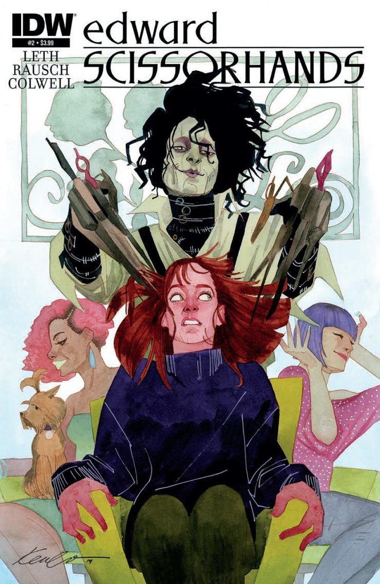 Is It Good? Edward Scissorhands #2 Review