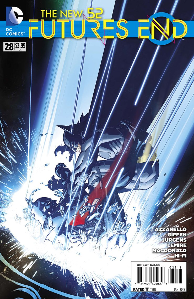 Is It Good? Futures End #28 Review