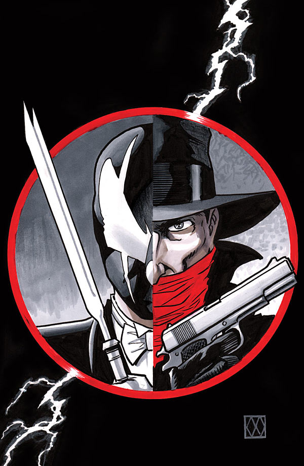 Is It Good? Grendel vs. The Shadow #3 Review