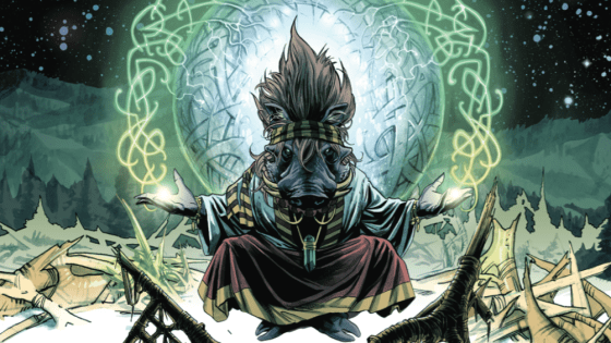 Is It Good? Tooth & Claw #1 Review