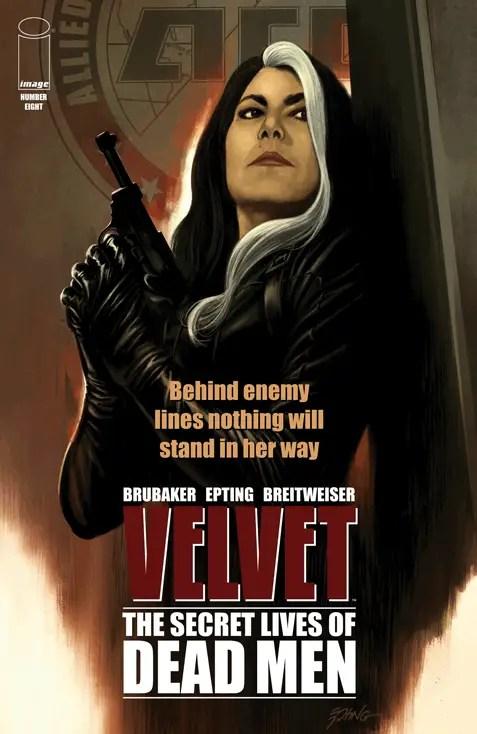 Is It Good? Velvet #8 Review
