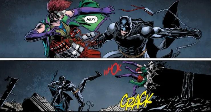 Is It Good? Batman Eternal #31 Review