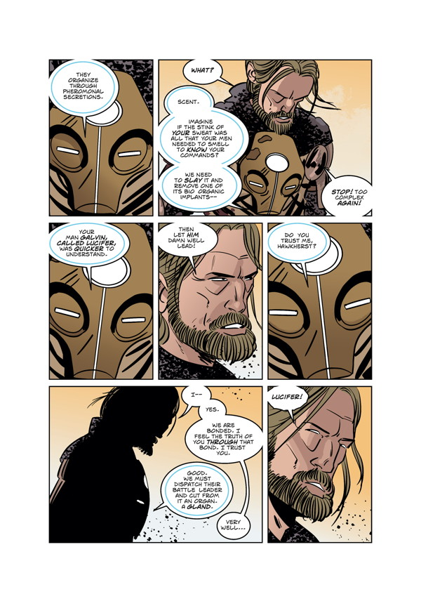 Is It Good? Dark Ages #4 Review