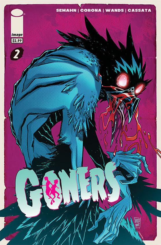 Is It Good? Goners #2 Review