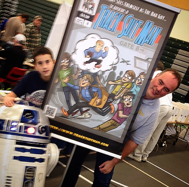 How to Self Publish Your Comic and Other Topics with Comic Publisher Len Mihalovich