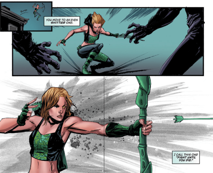 Is It Good? Robyn Hood #4 Review