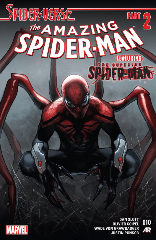 'Superior Spider-Man: The Complete Collection Vol. 1' review: one of the boldest stories ever told