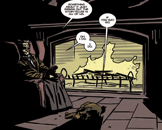 Is It Good? Jim Henson's The Storyteller: Witches #3 Review