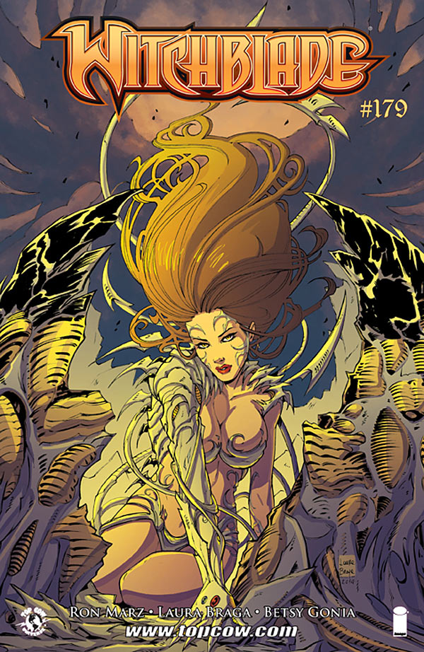 witchblade-179-cover